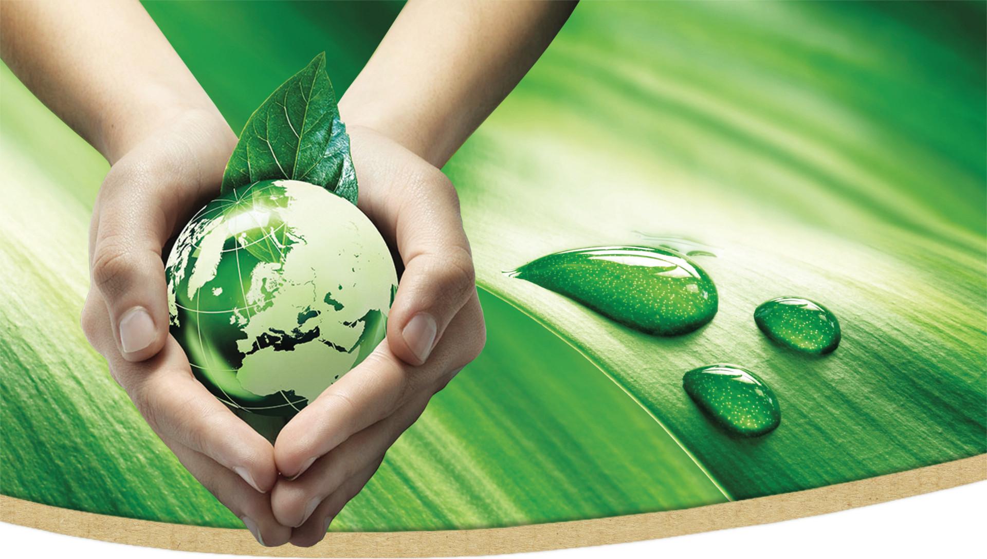Intercosmografica e l'ambiente.